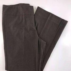 Kenneth Cole Brown Full Leg Pants BT11